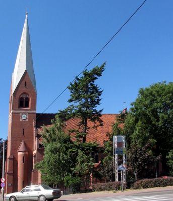 Kościół Wniebowzięcia Najświętszej Maryi Panny w Redzie
