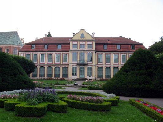 Pałac Opatów w Gdańsku-Oliwie
