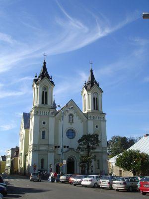 Kościół Przemienienia Pańskiego w Sanoku