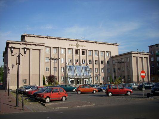 Urząd Miasta w Sosnowcu