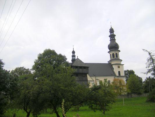 Kościół pw. św. Wawrzyńca w Wojniczu