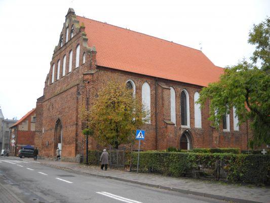 Kościół św. Katarzyny w Łasinie