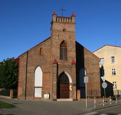 Kościół Ewangelicko-Augsburski św. Krzyża w Słupsku