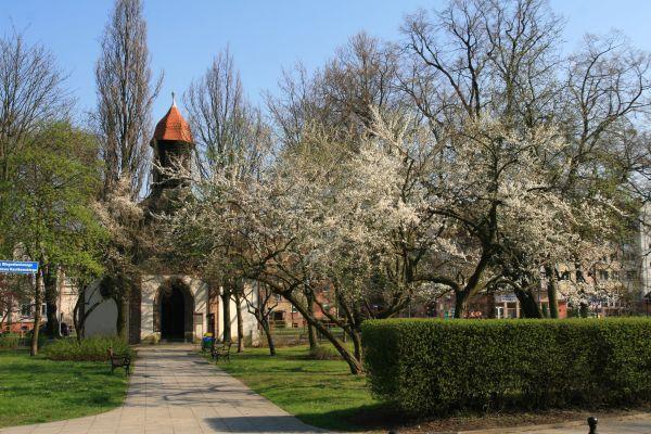 Słupsk - Kaplica św. Jerzego
