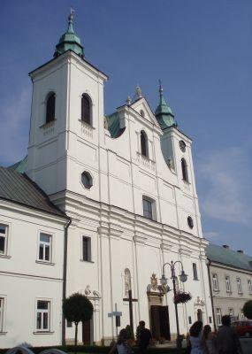 Kościół Świętego Krzyża w Rzeszowie