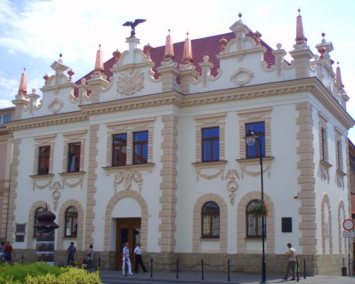 Teatr Siemiaszkowejw Rzeszowie