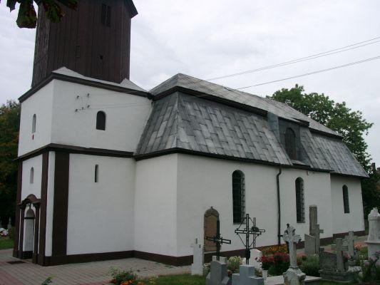 Kościół katolicki w Goliszowie koło Chojnowa