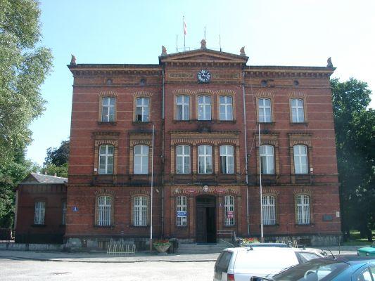 Urząd miejski w Chojnowie