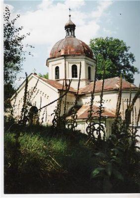 Cerkiew unicka w Narolu
