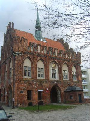 Ratusz w Malborku