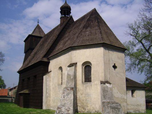 Kościół św. Jerzego w Gliwicach-Ostropie