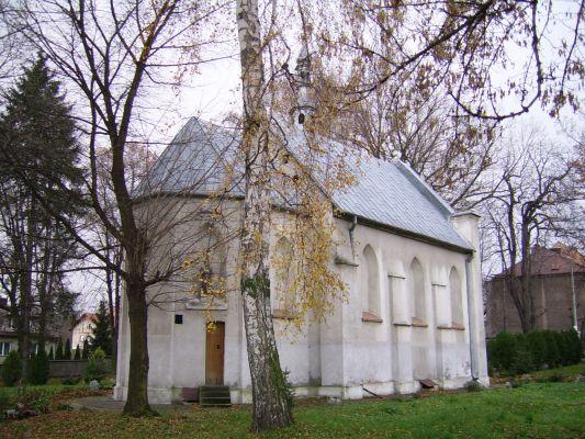 Proszowice - Kaplica pw. św. Trójcy