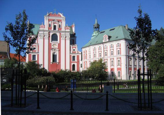 Kolegiata Poznańska Matki Boskiej Nieustającej Pomocy i św. Marii Magdaleny