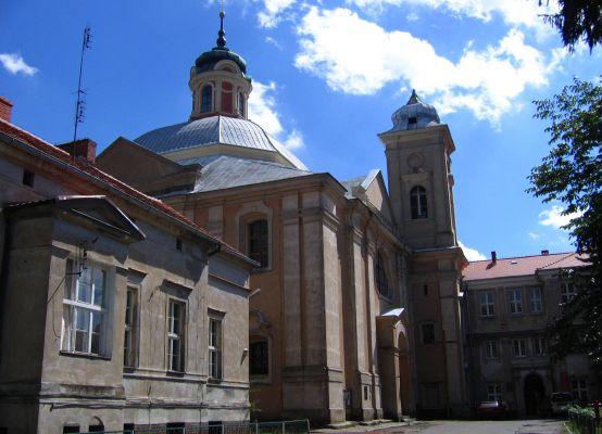Kościół św. Jana Chrzciciela w Owińskach