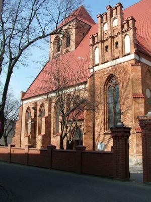 Kościół farny pw. św. Apostołów Piotra i Pawła w Pucku