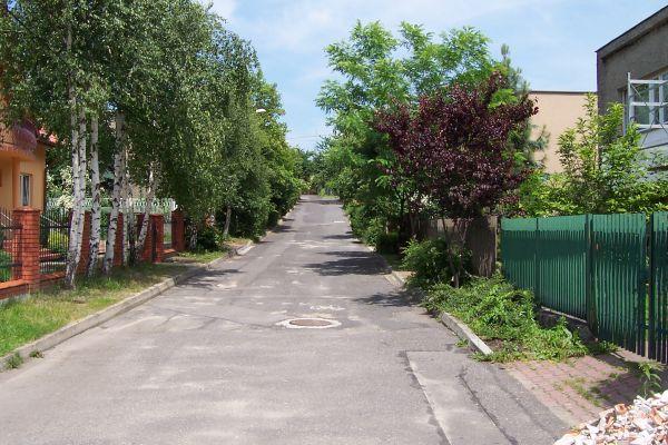 Brynów, ulica Kluzika