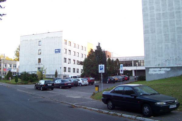 Katowice-Ligota Dom Studencki nr 7