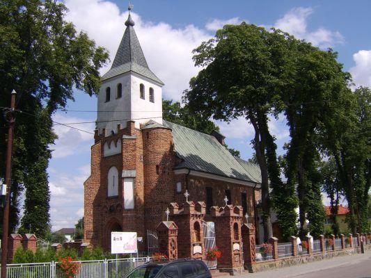 Kościół parafialny pw. św.Bartłomieja we wsi Czernikowo