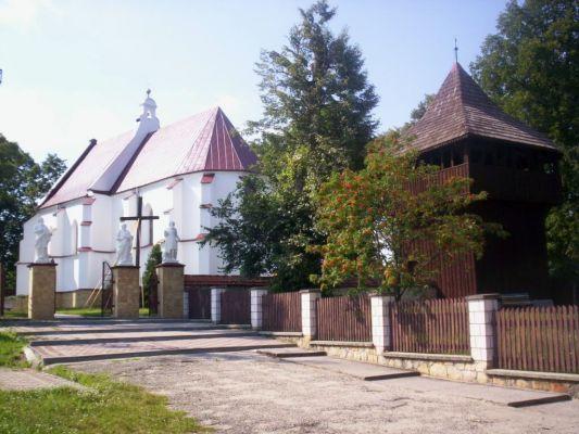Kościół w Kurzelowie