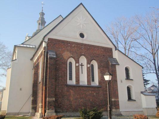 Kościół Podwyższenia Krzyża Świętego w Sławkowie