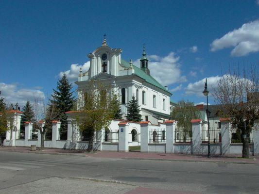 Kościół parafialny pw. Niepokalanego Poczęcia NMP w Górze Kalwarii