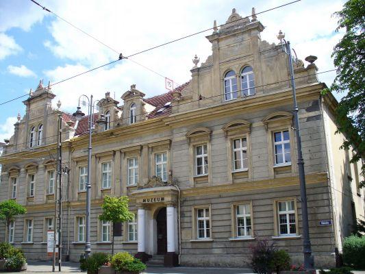 Bydgoszcz - Muzeum okręgowe im. L.Wyczółkowskiego