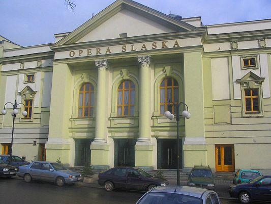 Opera Śląska w Bytomiu - portal