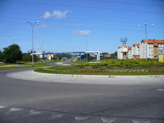 Rumia, Rondo Unii Europejskiej
