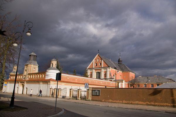 Ostrołęka, kościół pw. św. Antoniego