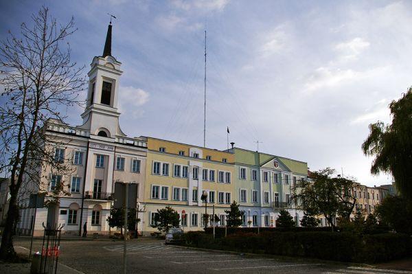 Ratusz w Ostrołęce