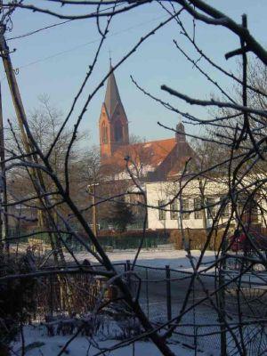 Kościół parafialny w Starej Kiszewie