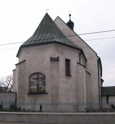 Kościół pw św Mikołaja (s. Bernardynek) w Wieluniu