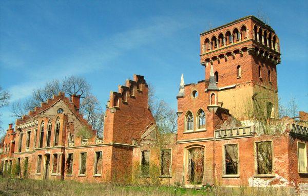 Pałac w Prośnie