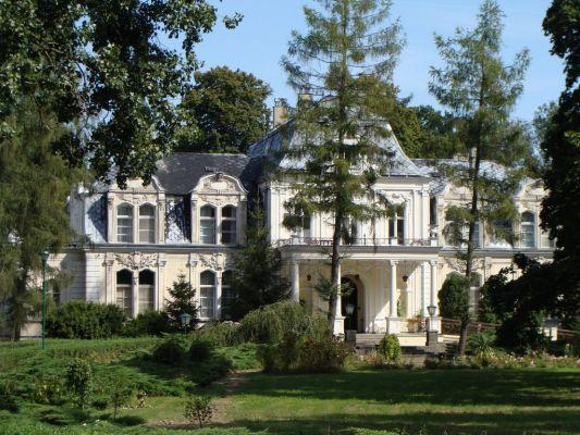 Błociszewo, pałac