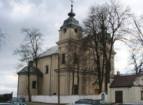 Kościół MB Szkaplerznej w Warce