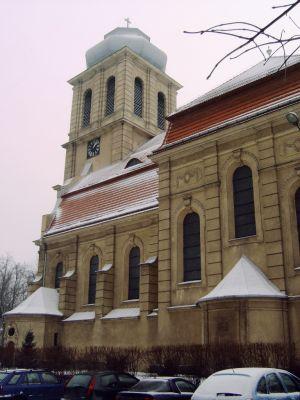 Kościół św. Antoniego z Padwy w Dąbrówce Małej