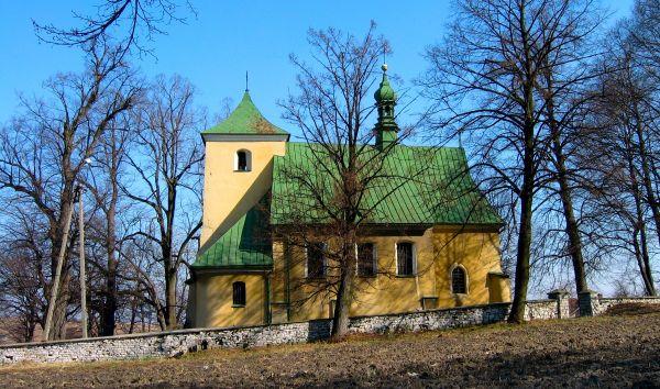 Kościół Podwyższenia Krzyża Świętego w Płazie