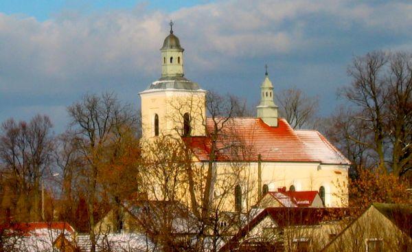 Kościół św. Jana Chrzciciela w Kościelcu