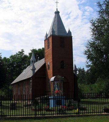 Kościół mariawicki św. Anny w Piasecznie