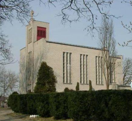 Kościół Starokatolicki Mariawitów pw. Trójcy Przenajświętszej w Błoniu
