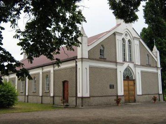 Kościół Starokatolicki Mariawitów w Lesznie