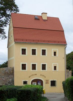 Budynek Muzeum Złota w Złotoryi