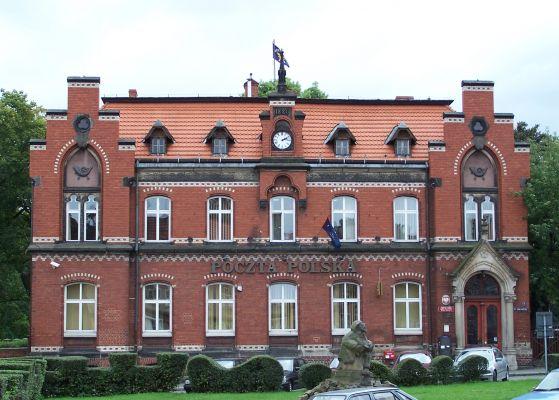 Budynek Poczty w Złotoryi