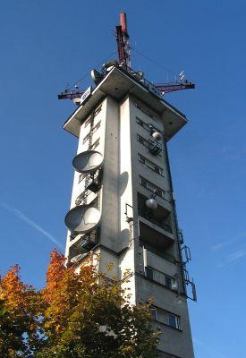 Wieża radiowo-telewizyjna SLR Bytków