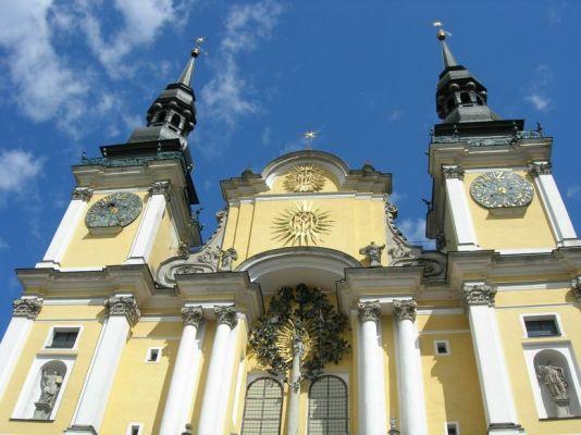 Sanktuarium Maryjne święta Lipka Przewodnik Dioblina