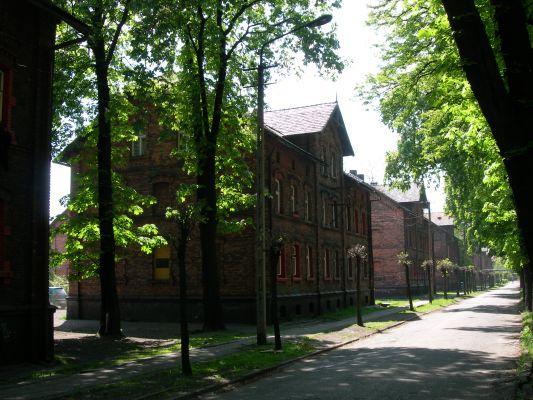 Familioki w Czerwionce. Dom przy ul. Kościuszki w Czerwionce w którym Wilhelm Szewczyk spędził dzieciństwo i młodość.