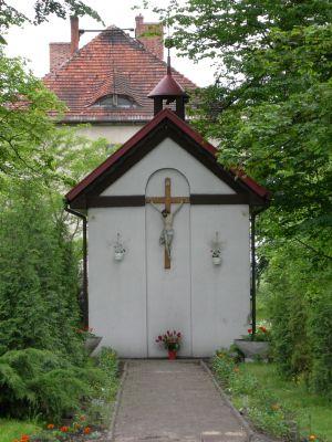 Zabytkowa kaplica zamkowa w Czuchowie