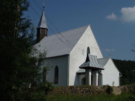 Kościół pw. Podwyższenia Krzyża św. w Zagórzu Śląskim