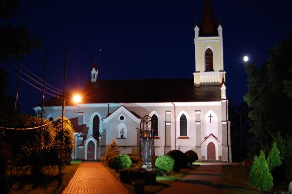 Kościół Opieki Matki Bożej Anielskiej w Nowym Mieście nad Pilicą