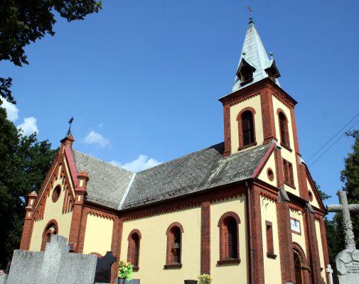 Kościół św. Magdaleny w Rudach
